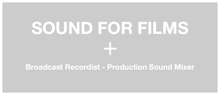 Sound For Films
